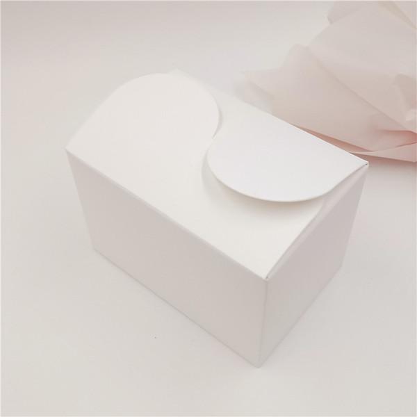 9x6x6cm الأبيض