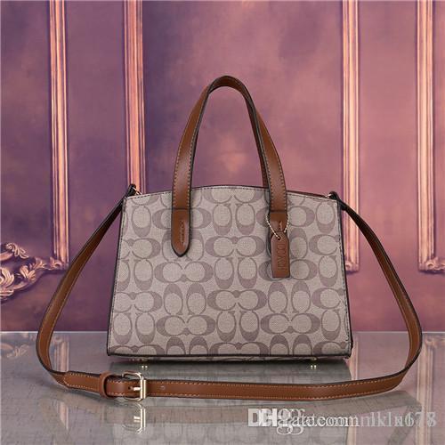 2019G1824 nueva cadena de hombro de moda de alta calidad caliente bolsa de moda casual borla decoración solo bolso de hombro