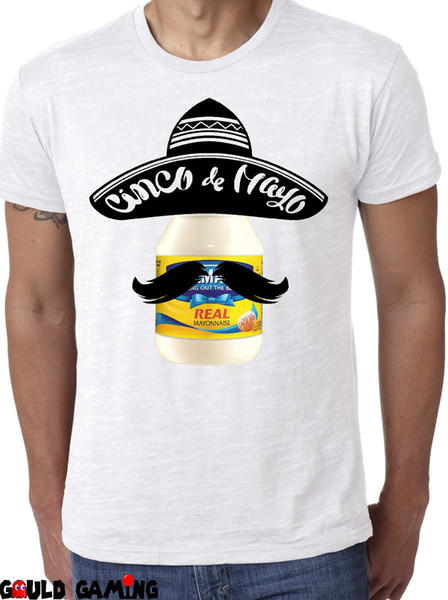 DRINK-O DE MAYO Humorous Adult T-Shirt All Sizes