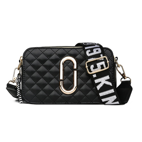 Fashion Designer Shoulder Bags Women Diamond Lattice Cross Body Bags Plain Luxury Messenger Bags Cell Phone Pocket Promotion