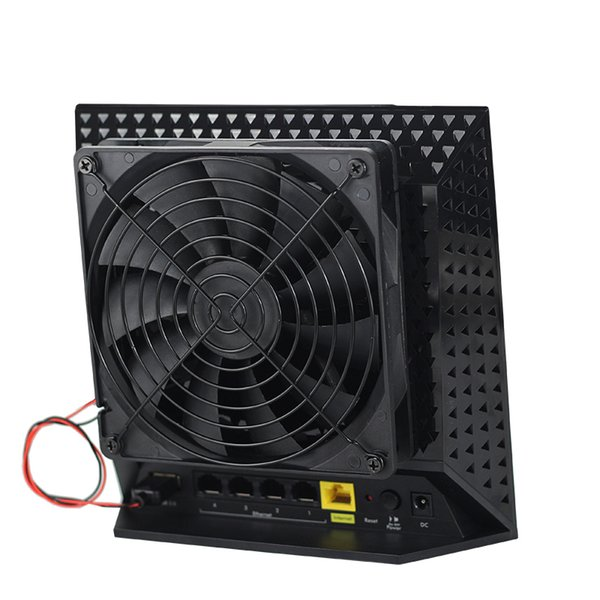 140mm DC 5V USB Cooling Fan for netgear R6100/R6200/R6250/R6300V2/EX6200 Router radiator TV box Cooler
