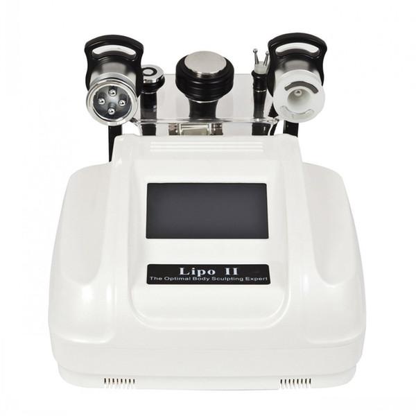 Portable Ultrasound cavitation machine BIO Light cellulite removal bipolar RF Loss fat Slimming Machine removal beauty equipment