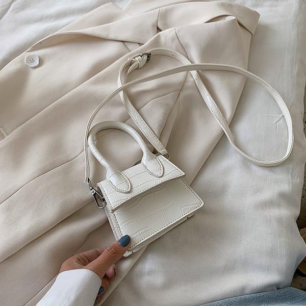 Белый сумка