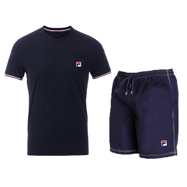 Mens Designers Tracksuits New 2019 summer Brands Mens Tracksuits Jogger Suits Jacket + Pants Sets Sporting Suit Letter Men Cotton free ship
