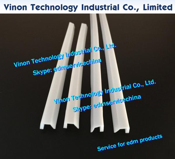 (4pcs/set) AQ560 edm Sealing Strip A+B set (2pc long+2pc short) for wirecut 3034651 edm AQ560 machine MW500082A edm seal plate parts 3084882