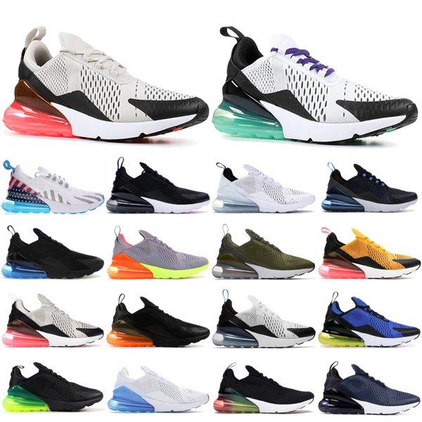 Nike air max 270 Haute Qualité 270OG CNY 2019 Noir Blanc Soyez Brue Appelle Sur Indigo Noir Lumière Pourpre Coureur chaussures Philippines Hommes Femmes Designer Chaussures