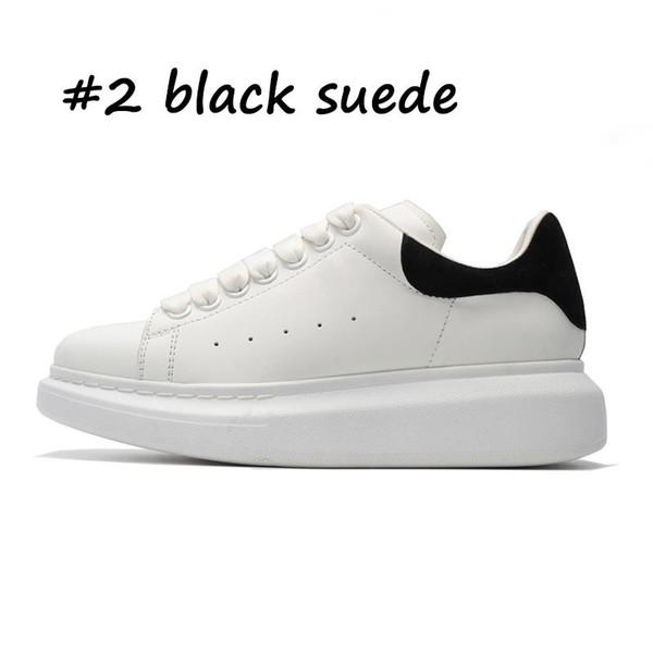 # 2 черная замша