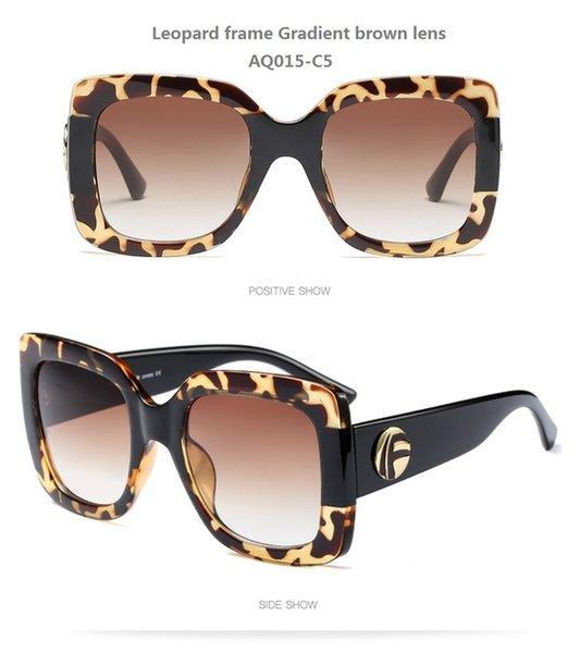 Couleur de lentilles: AQ015-C5