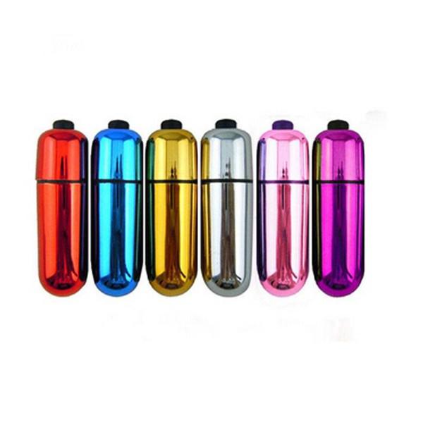 Mini AV Bullets sans fil imperméable à l'eau vibrant oeuf anal femme corps masseur Vibromasseurs point G Sex Toys, couleurs Audlt produits par DHL