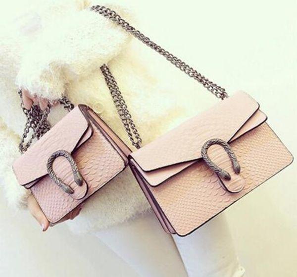top popular Women messenger bags handbags women famous brands shoulder bag ladies clutch purses and handbags black chain tote bolsa feminina 2019