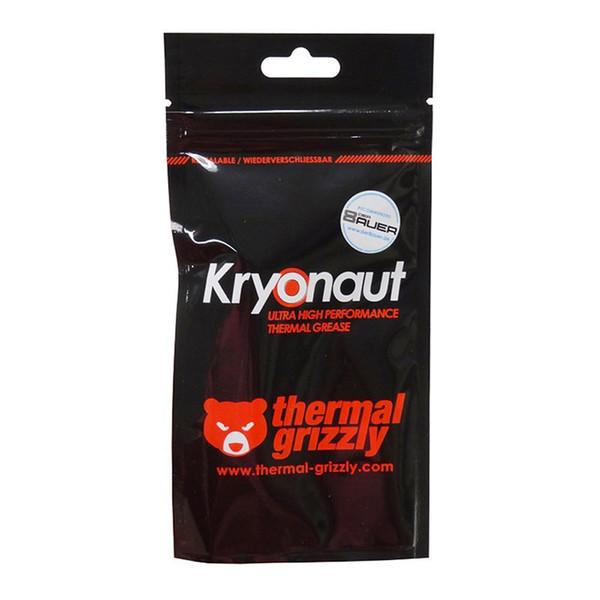Термический гризли Kryonaut Термопаста 12.5W / m.k Охлаждение Силиконовой термопасты Клея для разгона Охлаждения
