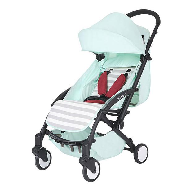 MAIS PRÓXIMO Carrinho De Bebê Dobrável Mais Largo Com Assento Mais Largo