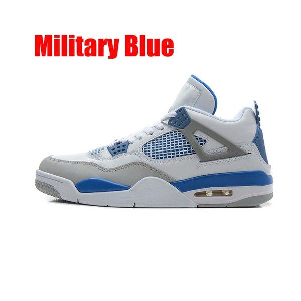 Military Blau