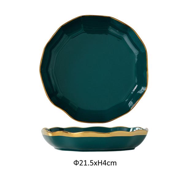 8.5 inch Deep Plate