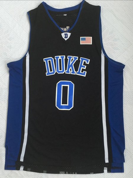 Cheap wholesale Jayson Tatum Jersey 0# Duke Blue Devils Basketball Jersey Customize any name number MEN WOMEN YOUTH basketball jersey