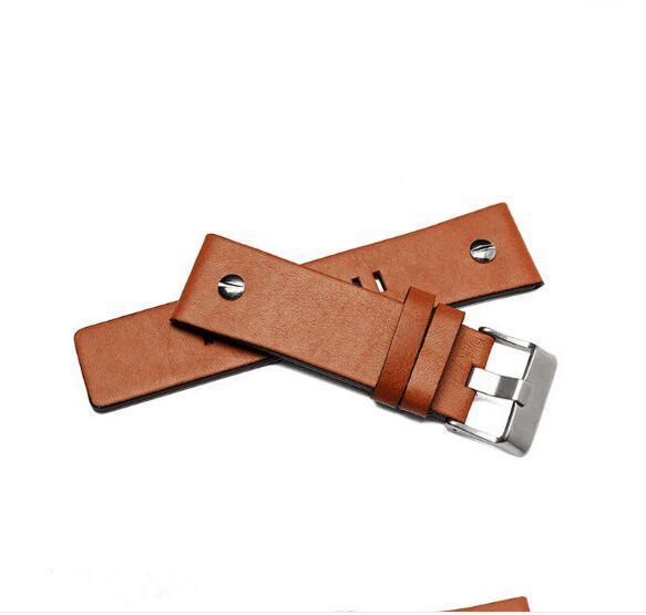Adaptateur grand cadran des hommes d'accessoires de qualité haut de gamme Desai 7312   7314 montre en cuir véritable avec 26 mm 28 mm 30 mm sport Big DADIY