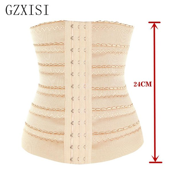Superior Slimming Belt To Lose Weight And Burn Fat Rubber Vest Waist Trainer Corsets Jersey High Elasticity Abdomen Wrap