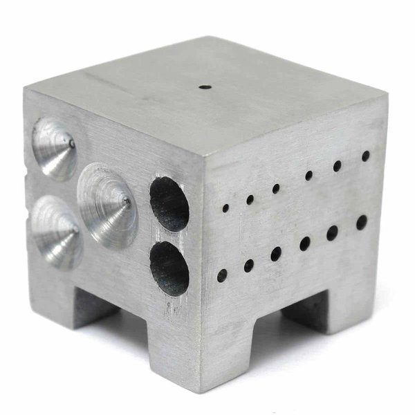 Watchmaker Aluminum alloy Dapping Doming Block Watch Jewelers Parts Repair Holder Tool