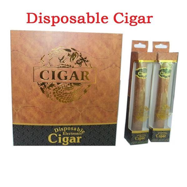 New Disposable vape Cigar 1300 Puffs Electronic Cigarette E-Cigars E-Cig Vapor Powerful Cigarettes vs Shisha Hookah