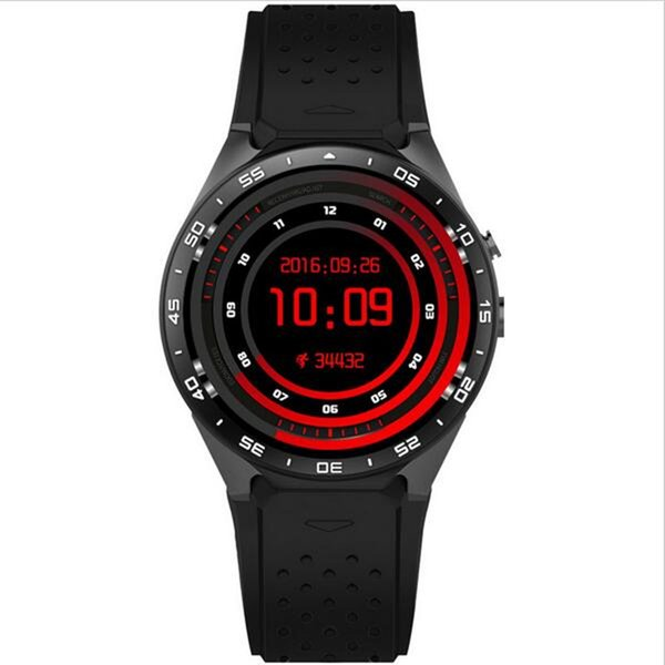 Smart Watch MTK6580 GPS WiFi 2MP camera Smartwatch vs LEM5 GW11 Heart Rate Monitor connected watch for ios anfroid