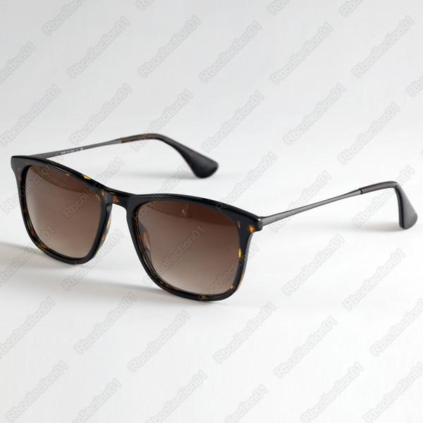 Marque Lunettes de soleil Fashion Designer polarisants Hommes Lunettes de soleil UV400 Driving Lunettes de soleil Des lunettes de soleil avec étui en cuir