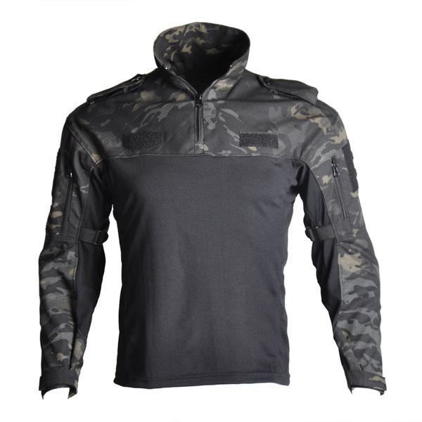 Camouflage Noir