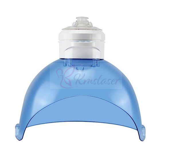Water oxygen hydrogen 3 colors LED light mask acne removal skin rejuvenation spa salon use