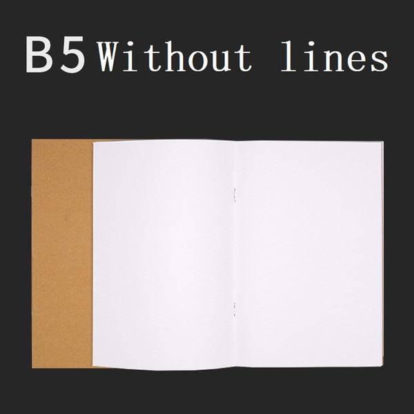 B5 without lines
