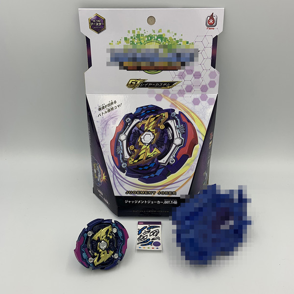 New 4D Beyblade Toys B-142 clown With Launcher and Box Bables Metal Fusion Spinning Top Bey Blade Blades Toy