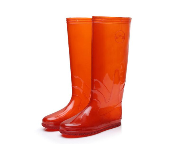 Kitchen labor insurance paddy field rain boots non-slip acid and alkali resistant work shoes Popular elements: car suture