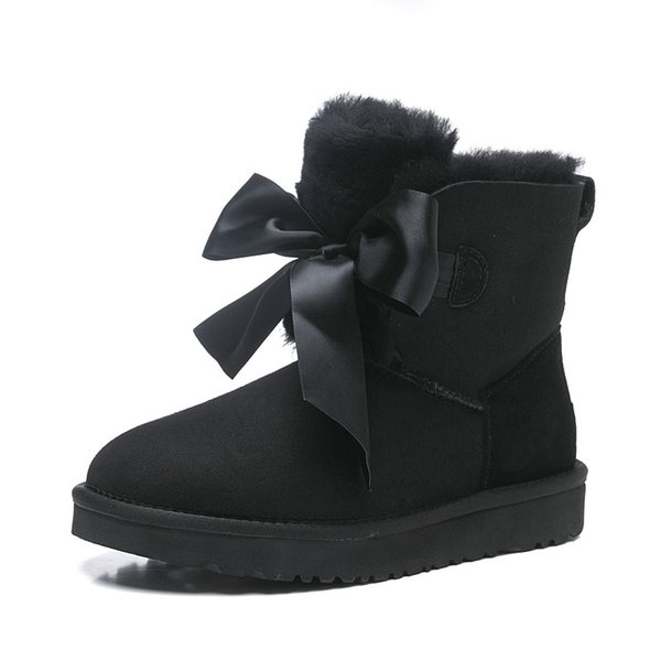 Free shipping 2019 winter man women Australia Classic snow Boots boots cheap winter fashion Ankle Boots shoes 06