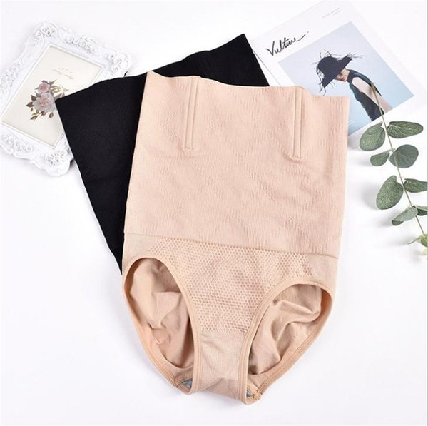 Frauen hohe Taille Body Shaper Slimming Panties Breathable Body Shaper Abnehmen Bauch Unterwäsche Panty Shapers dc778