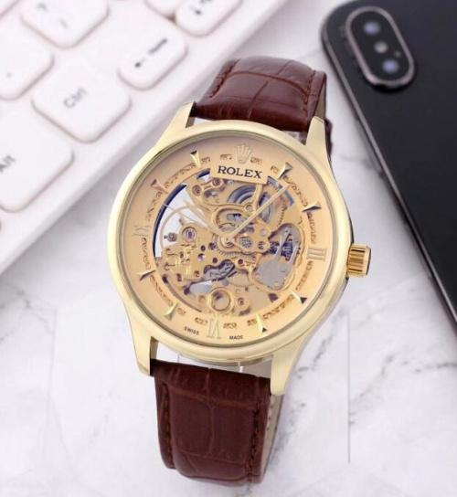 2020 Luxury Women Mens LuxuryRolex Watches Wristwatch Mechnical Automatic  Movement Fashion Business Watch Gold Watch Cool Watches From High_mkstore,