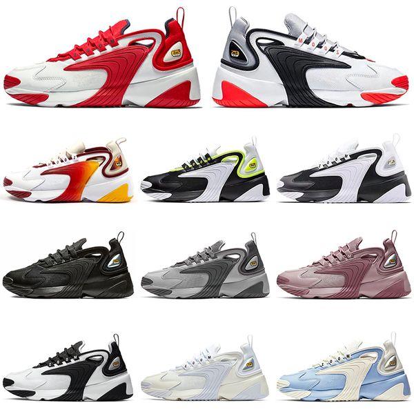 capitalismo Logoro Monet  Acquista Nike Zoom 2k Nuovo Tekno Zoom 2K Scarpe Da Corsa Designer Luxury  Uomo Donna 2000 Nero Bianco Arancione Navy Piatto Sportivo Sportivo Scarpe  Da Ginnastica Da Uomo Runner A $83.25 Dal