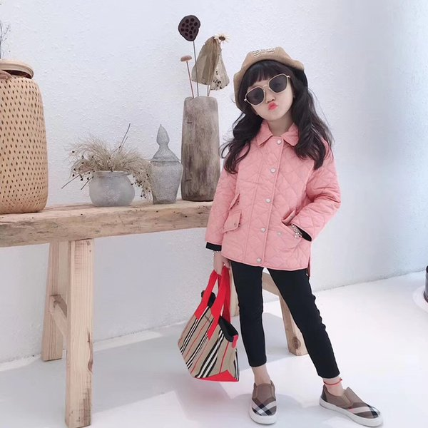 top popular 3 colors Children Jackets Boys girls Winter down coat Baby Winter fashion Clothes Kids warm outerwear Hooded Coat 2021
