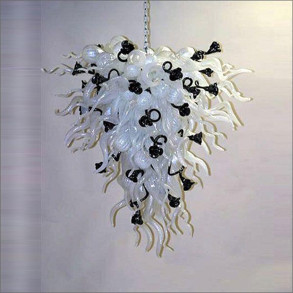 dale tiffany home decoration blown glass led chandelier meteoric shower stair bar droplight chandelier lighting ac110-240v