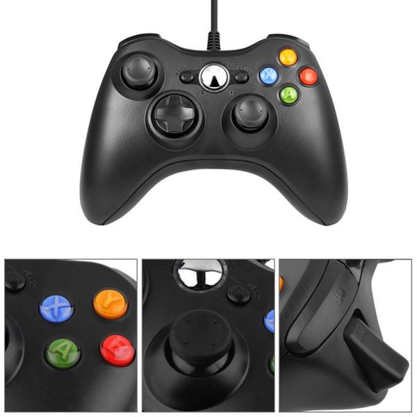 Геймпад для Xbox 360 Проводной контроллер для XBOX 360 Controle Проводной джойстик Для XBOX360 Игровой контроллер Геймпад Joypad