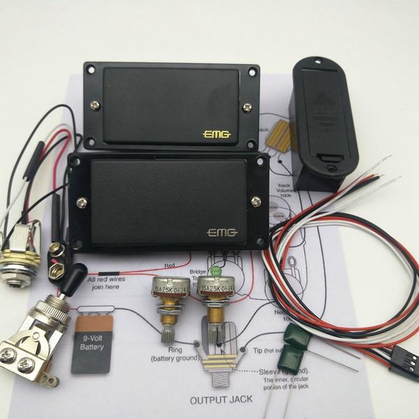 Capacità EMG 2 pezzi