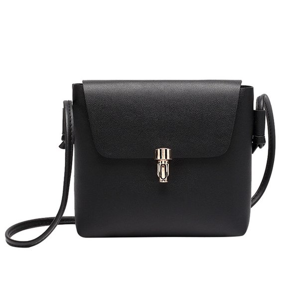 PU Leather Women Shoulder Bags Female Purse and Handbags Girls Children Mini Cross-body Bag Vintage Small Mini Flap Bolsos #A