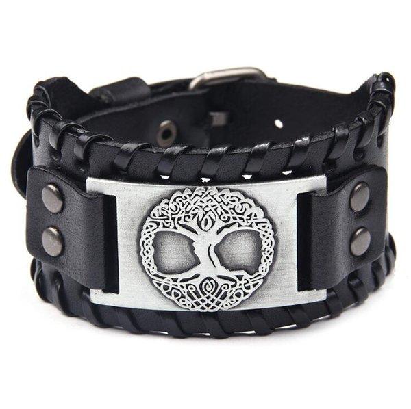 # 7: Negro + color de plata antiguo