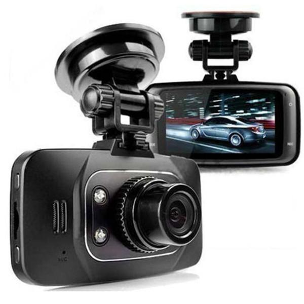 HD-2.7 Inç Araba DVR Kamera Dash Kamera Kaydedici Destek G Sensörü Dijital Zoom Gece Görüş Temizle Maksimum Depolama 32G