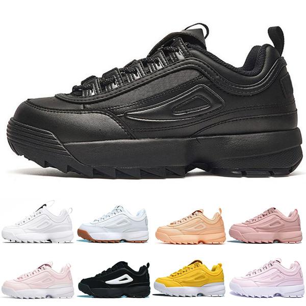 Zapatillas Fila 2019 Zapatos De Diseñador De Moda De Lujo ...