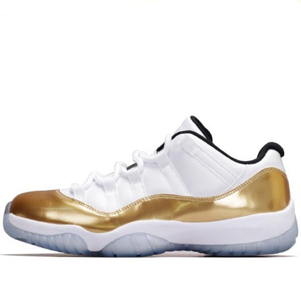 Low Gold Metallic