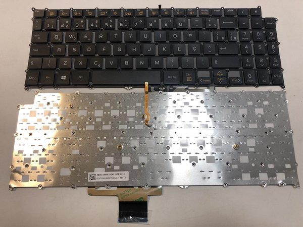 2019 Brazil Backlit Laptop Keyboard For LG 15Z970 Series HMB8154ELA35  AEW73809825 BR Layout From Suansong, $62 66 | DHgate Com