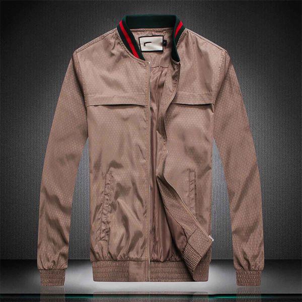2020 новых итальянской роскоши мужская куртка ветровка напечатаны куртки мужские случайные длинными рукавами Medusa куртка на молнии M-3XL.