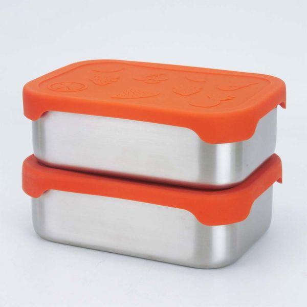 800ml Outdoor-Camping-Picknick Obst Lagerung Geschirr Lunchbox Gemüsefach Student Health Tragbares Food Storage Container Salatschüssel