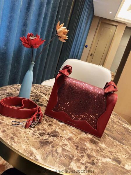 2019 marchio in Europa e il messaggero della moda popolare borsa a spalla inclinata singola delle donne vendere piccolo pane mk
