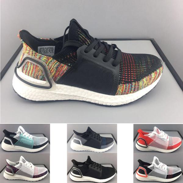 2019 ultraboost 5.0 ultra boost 19 kid run Bambini Scarpe da running boy girl young sport Misura della sneaker 26-35