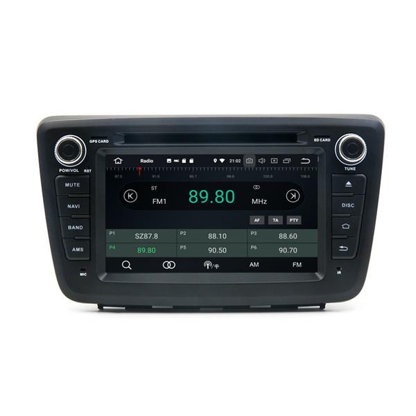 "4GB RAM 64GB ROM 1080P 2 din 7"" Android 8.0 Car DVD Radio Player for Suzuki Baleno 2016 2017 2018 Car GPS Bluetooth WIFI UAB DVR"