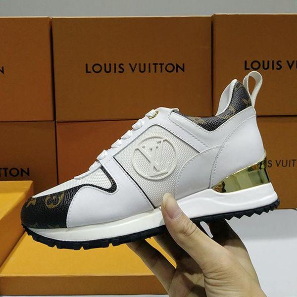 LouisVuittonScarpe LV High Donna Sneakers sportive di qualità Fashion Luxury Racing Trendy scappare scarpa da tennis Walking preparatori atletici Ch